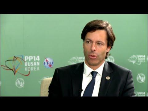 ITU PP14 INTERVIEW:Philipp Metzger Director General, Federal Office of Communications, Switzerland