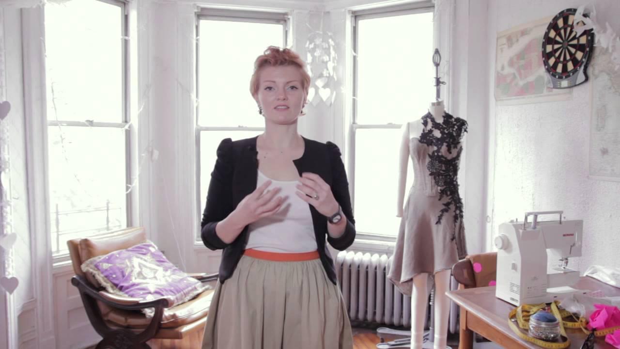 basic concepts of fashion design  fashion design  simple