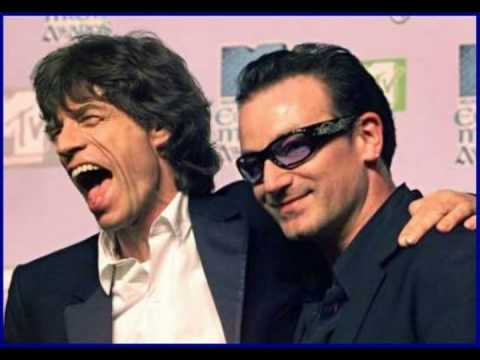 Mick Jagger & Bono - Joy