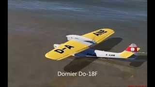 Aerofly Rc 7 simulator Dornier Do 18F
