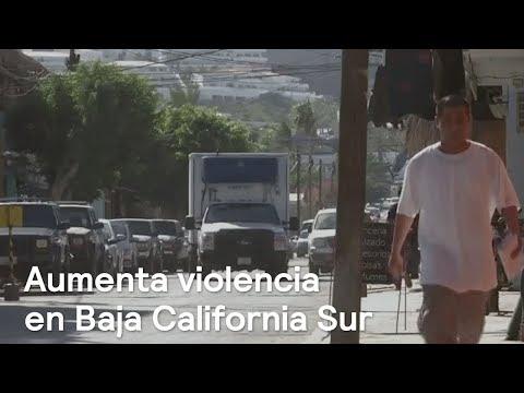 Homicidios dolosos en Baja California Sur aumentan 300 por ciento - Despierta con Loret