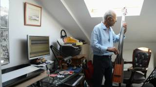 ns design nxt 4 string double bass estate bruno martino on the piano michel petrucciani