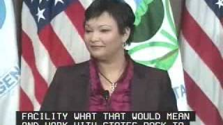EPA Administrator Lisa Jackson Announces Endangerment Findings
