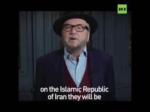 George Galloway: America's plan on attacking Iran