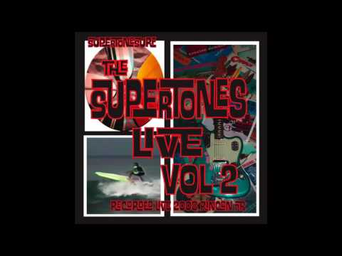 THE SUPERTONES LIVE PR 2008 SUPERTONESURF V0L 2  FULL ALBUM