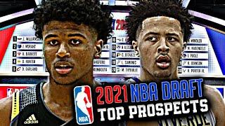 2021 NBA Draft Top Prospects: Jalen Green | Cade Cunningham