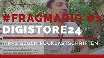 Digistore24 Rücklastschrift: Was tun? - FragMario #2