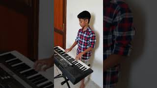 Dandaalayya Baahubali song keyboard cover