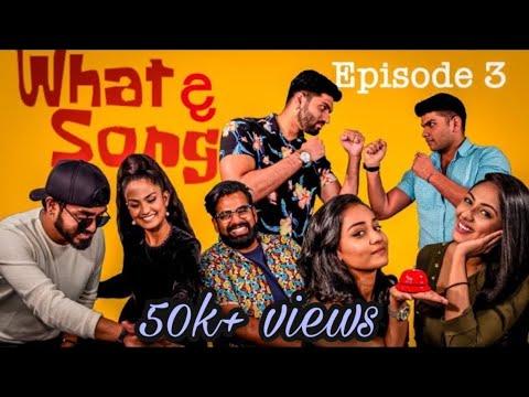 Download Red ද Bell Show | WHAT ද SONG - Episode 3|Rashiprabha|Sandani|Methun|Kanchana|Dinesh|Lakshitha|Mahen