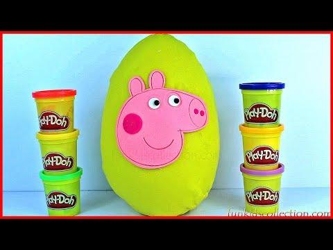 Peppa Pig Playdoh
