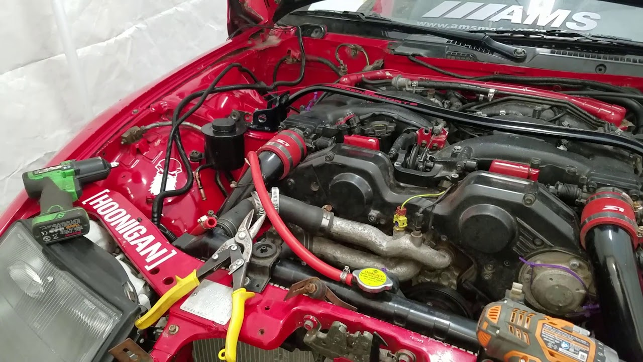 Nissan 300zx Engine Wiring Harness