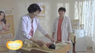 Как делать массаж новорожденному. Это важно!