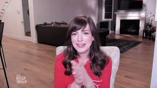 Anne Hathaway's Resolution Is to Be More Casual