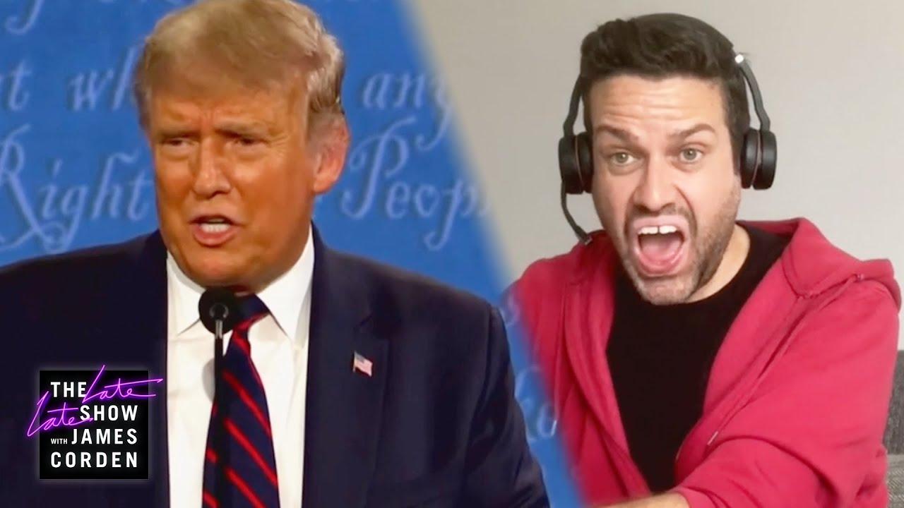 Trump's Debate Advisor Had a Long NIght -- The Room Next Door