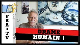 Drame humain