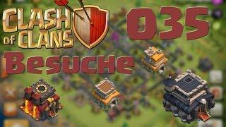 """COC [Besuche #035] """"Community Clan Bewertungen Teil 2""""   Let's Play Clash of Clans [DEUTSCH]"""
