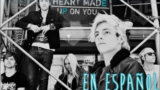 r5 heart made up on you espaol