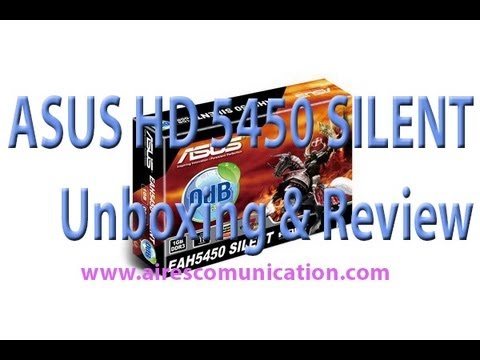 asus-hd-5450-silent-video-card-unboxing-&-review
