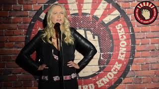 Clare Elizabeth Dea - School of Hard Knock Knocks - Learn stand-up comedy in Melbourne