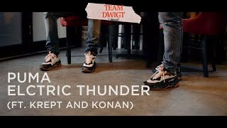 [Interview] PUMA Electric Thunder (Ft. Krept and Konan)