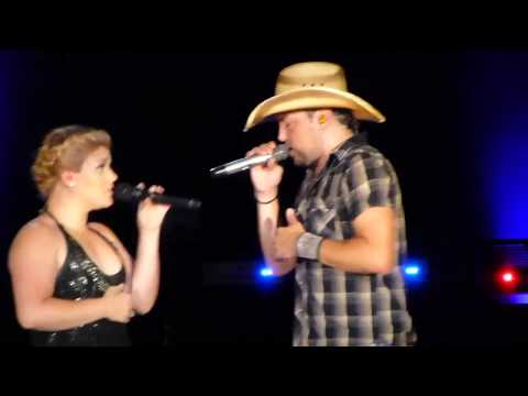 """Don't You Wanna Stay"" Jason Aldean & Kelly Clarkson"