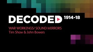 War Workings / Sound Mirrors - Tim Shaw & John Bowers