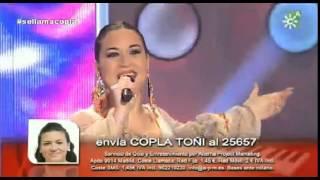 Toñi Ronquillo- Coplas del chapinero- gala 15 8º edición