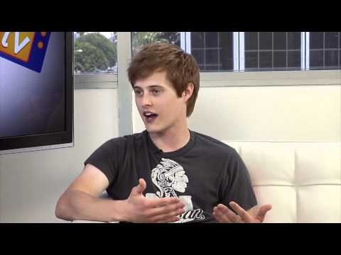 Lucas Grabeel In Studio Interview