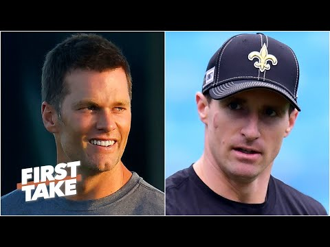Bucs vs. Saints: Which team has the scarier offense? | First Take