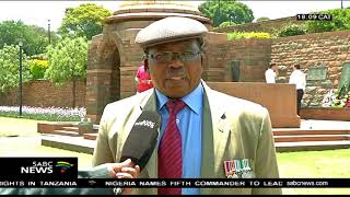 End of 1st World War commemorated in Pretoria