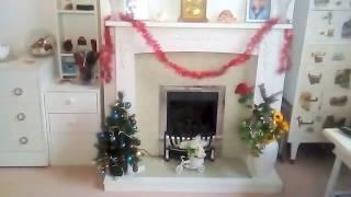 Типичная английская квартира в старом доме # газовое  отопление