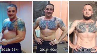 Как похудеть в 30,40,50 лет.
