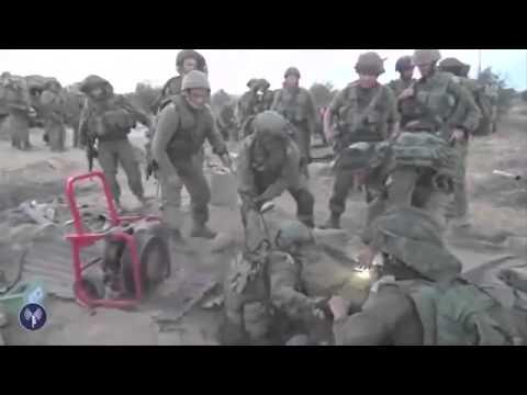 The Givati Brigade discovers a terrorist tunnel in Gaza