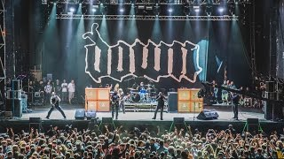 DOWN - Stone The Crow (Live at Resurrection Fest 2014, Spain)