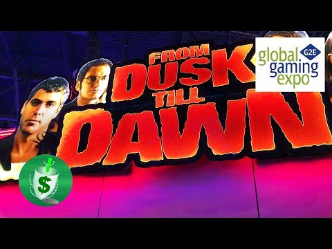 #G2E2017 Novomatic - Just Jewels, and From Dawn till Dusk slot machines