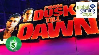 #G2E2017 Novomatic - Just Jewels, and From Dusk till Dawn slot machines