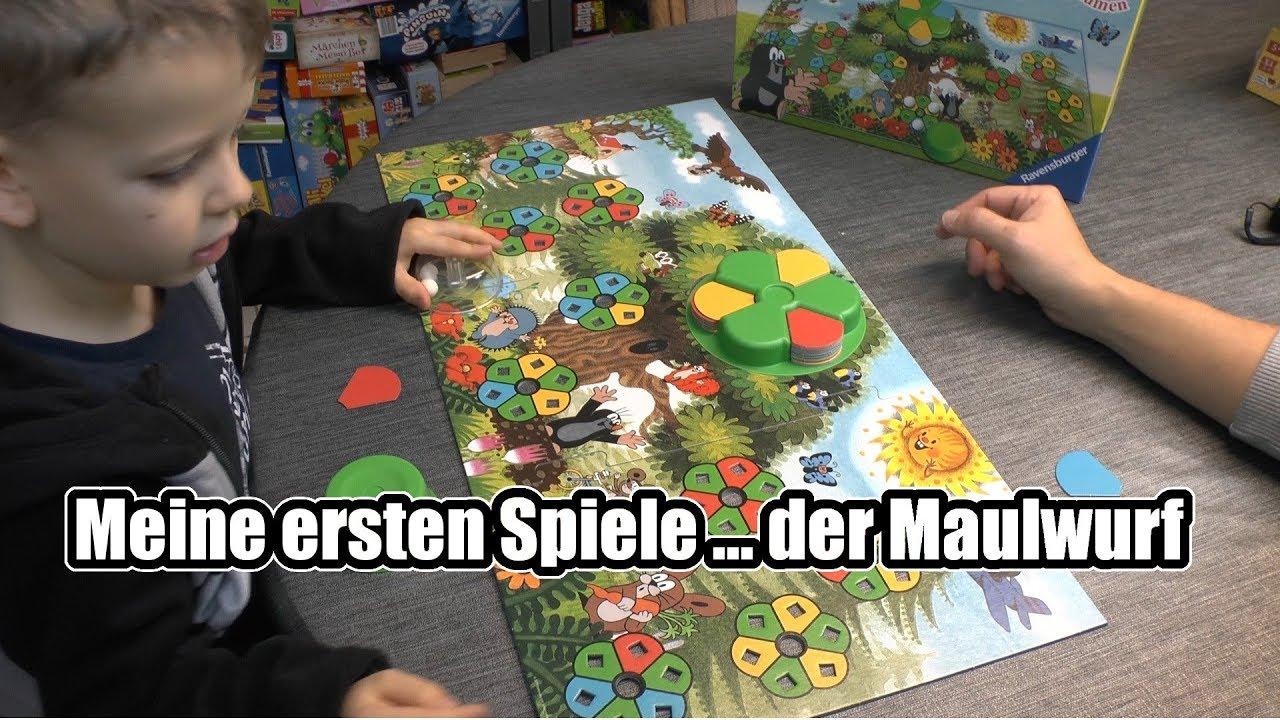 Maulwurf Spiel Ravensburger