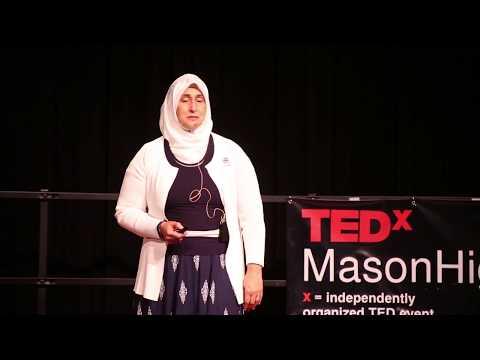 What comes from the heart | Khaula Sawah | TEDxMasonHighSchool