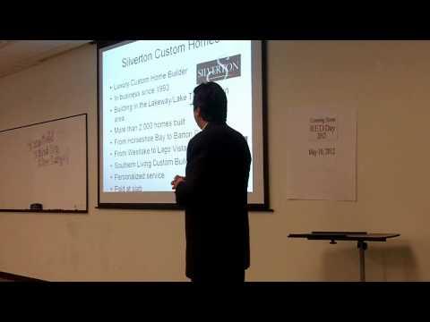 Silverton Custom Homes Flintrock Falls Tierra Vista Presentation Mike Grimm/Kenn Renner