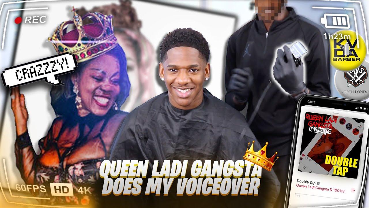 Queen Ladi Gangsta Does My Trim VoiceOver