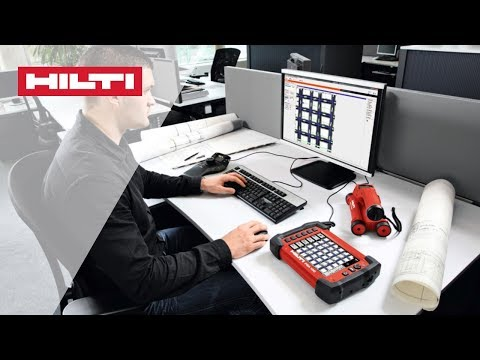 HOW-TO use Hilti PROFIS Detection for Project Management