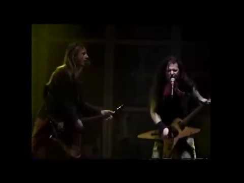 Pantera Feat. Jerry Cantrell - Walk [LIVE] (February 6, 2001 - San Jose, California)