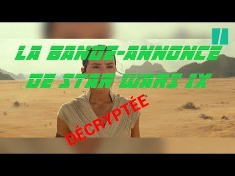 «Star Wars: The Rise of Skywalker»: les 8 détails de la bande-annonce qui vous ont peut-être échappé