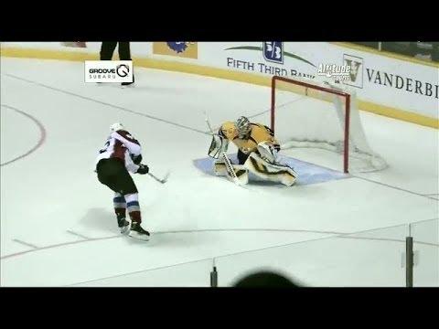 Shootout: Avalanche vs Predators
