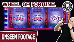 👀 NEVER-BEFORE SEEN! 🎡 Wheel. Of. Fortune. Vegas SLOT ACTION!