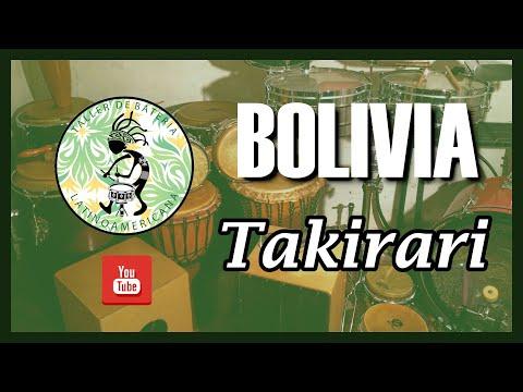 Taller de Batería Latinoamericana – Takirari