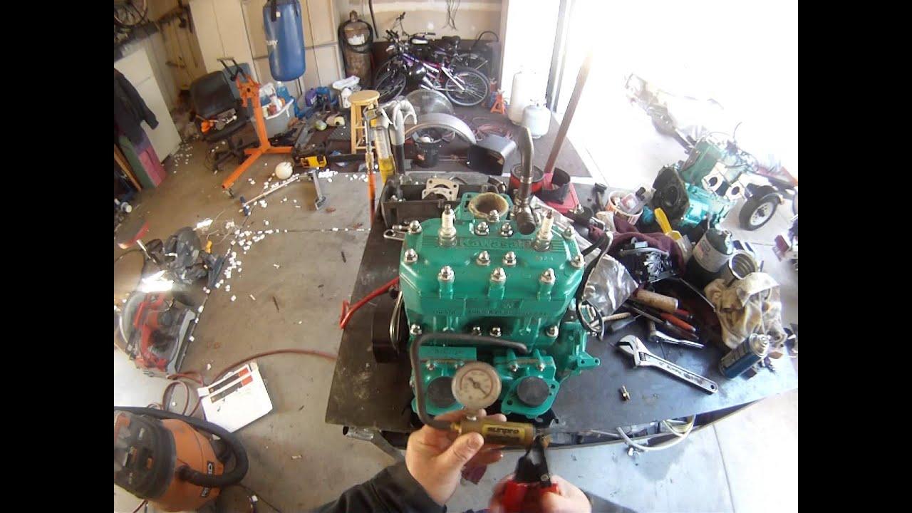 Kawasaki Stx Engine
