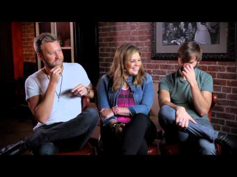 """Lady Antebellum - """"Sounded Good At The Time"""" From The New Album, 747!"""