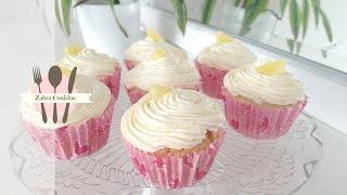 Easy Lemon Cupcake Recipe