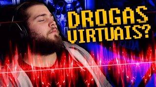 TESTANDO DROGAS VIRTUAIS... funcionam?
